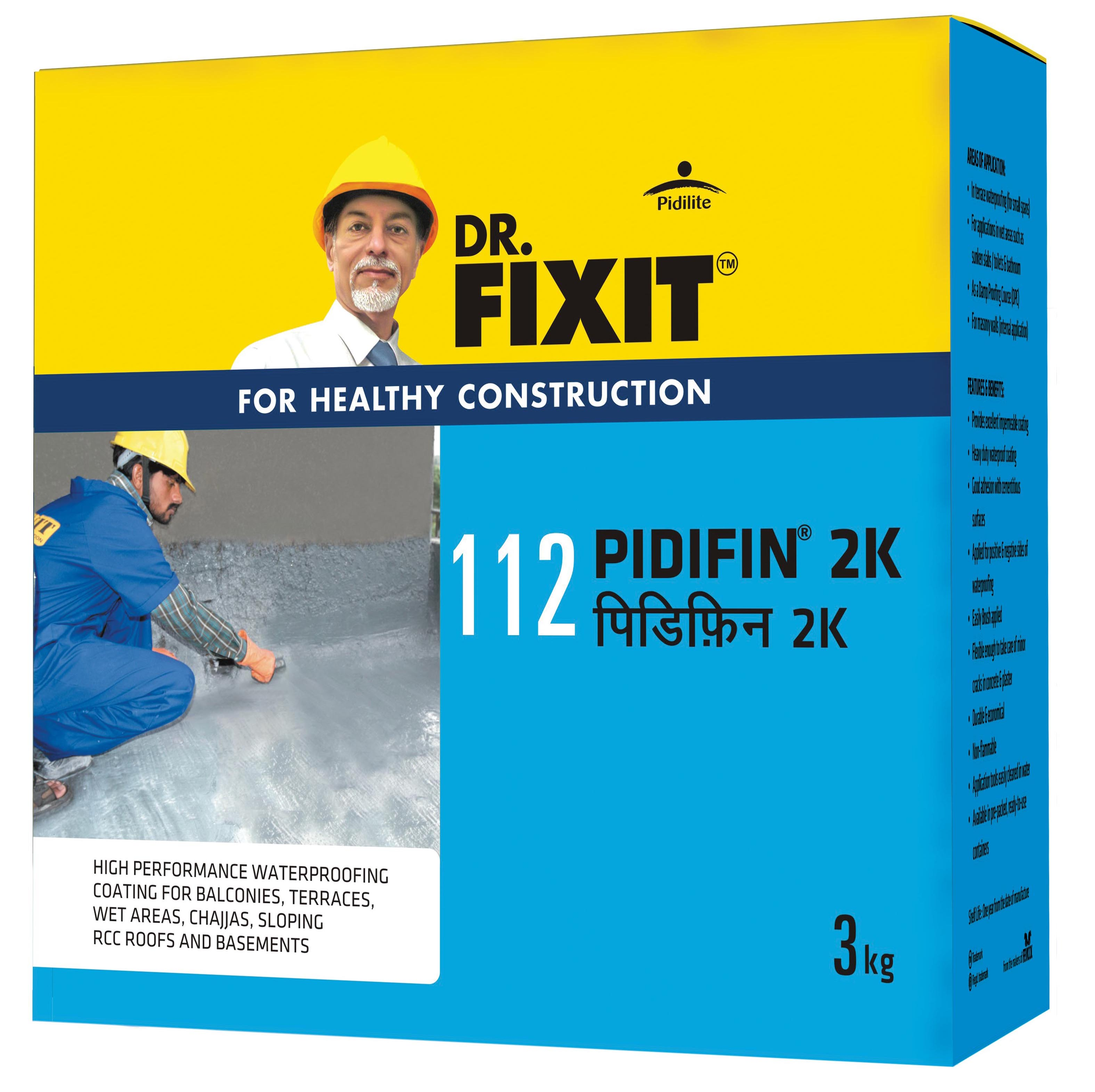 Dr Fixit Pidifin 2k Jindal Chemicals